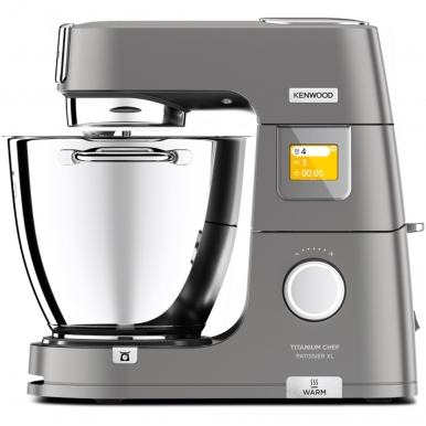 Кухонная машина Kenwood KWL 90 004 SI Titanium Chef Patissier XL